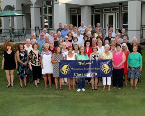 45 Year Reunion Group Photo